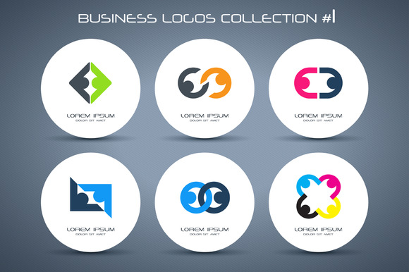 Business Logos Collection #1