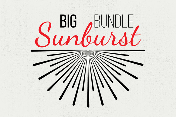 Big Sunburst Bundle