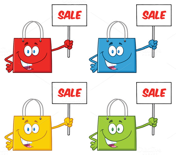 Shopping Bags Collection 2