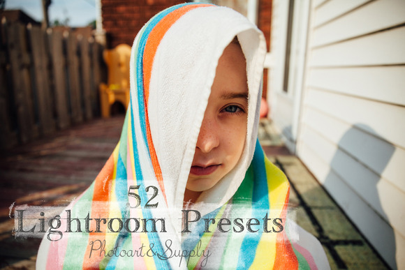52 Lightroom Presets Bundle