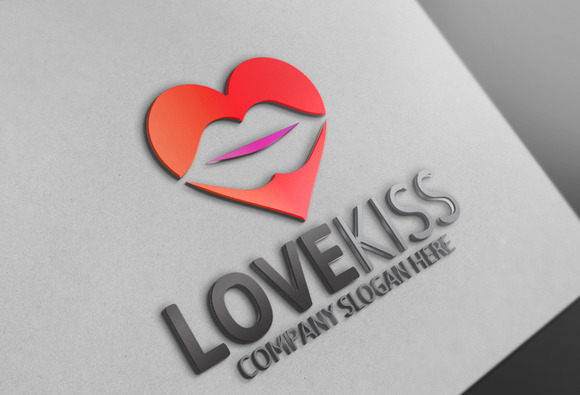 Love Kiss Logo