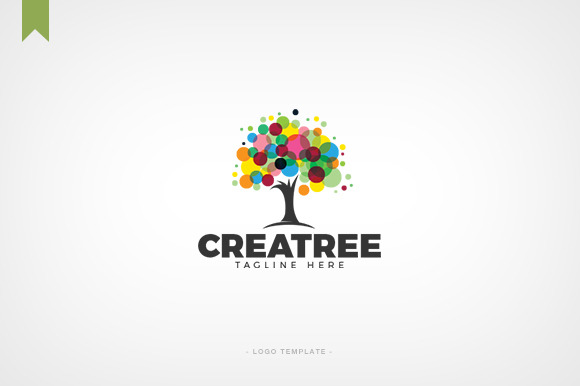 Creative Tree Premium Logo