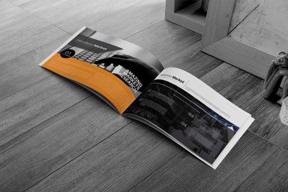 Making Business Brochure Template