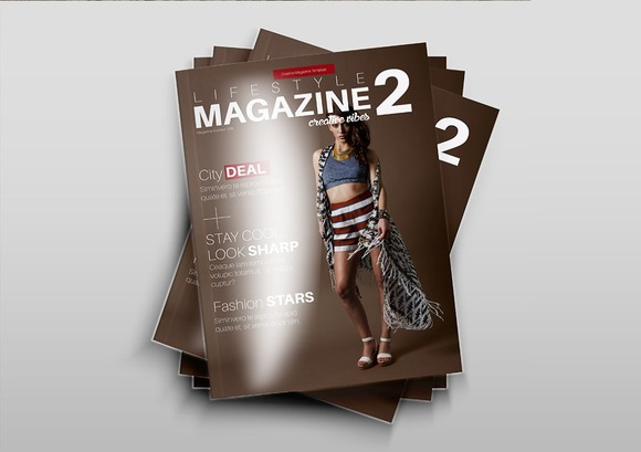 Creative Lifestyle Magazine II