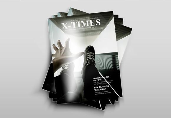 X Times Multipurpose Magazine