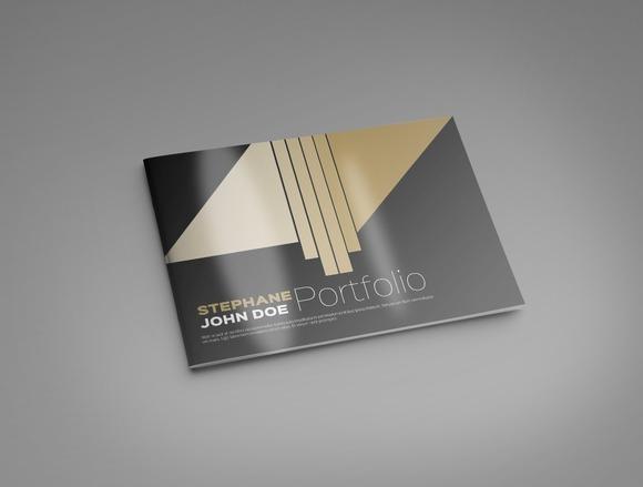 Antlantida Portfolio Brochure