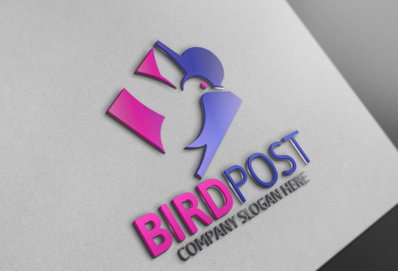 Bird Post Logo