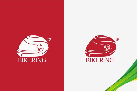 Bike Bikering Logo