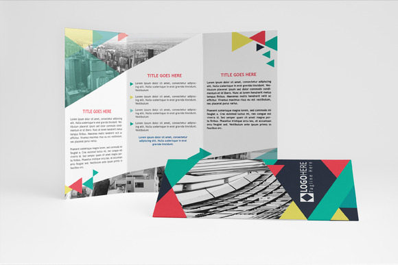 Creative Color Trifold