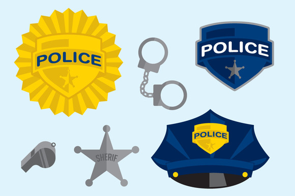Police Station Elements