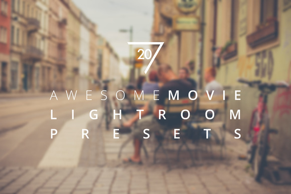 20 Awesome Movie Lightroom Presets