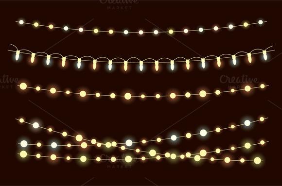 Festive Lights For Decoration