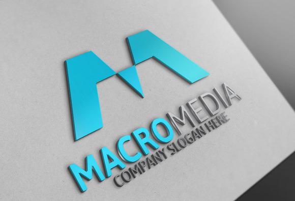 Macro Media Logo