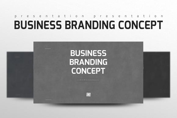 Business Branding Concept