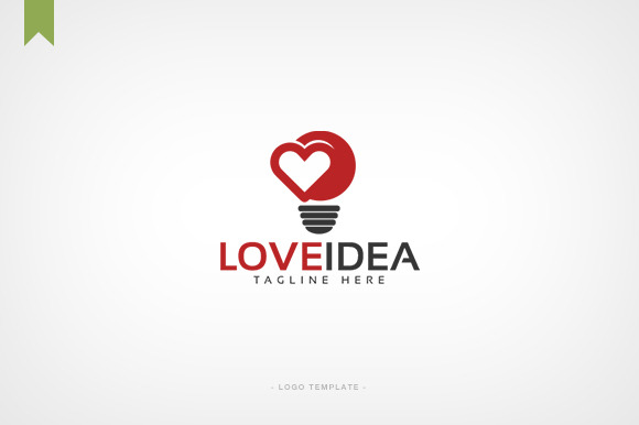 Love Idea Premium Logo