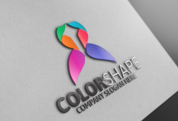Color Shape Logo