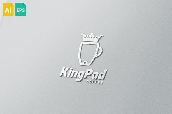 King Pad Logo