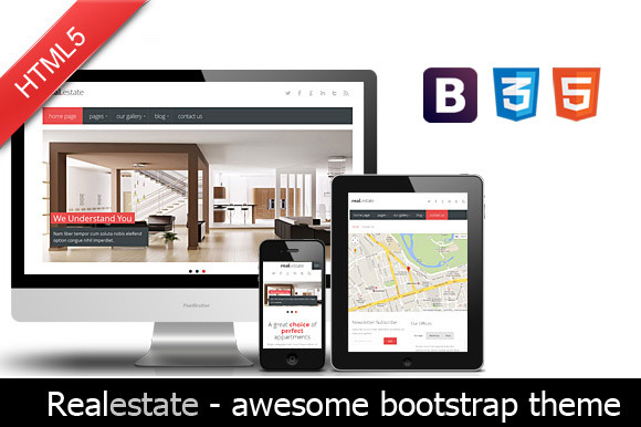 Real Estate Professional Theme