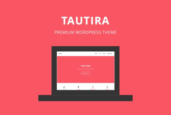 Tautira Premium WordPress Theme
