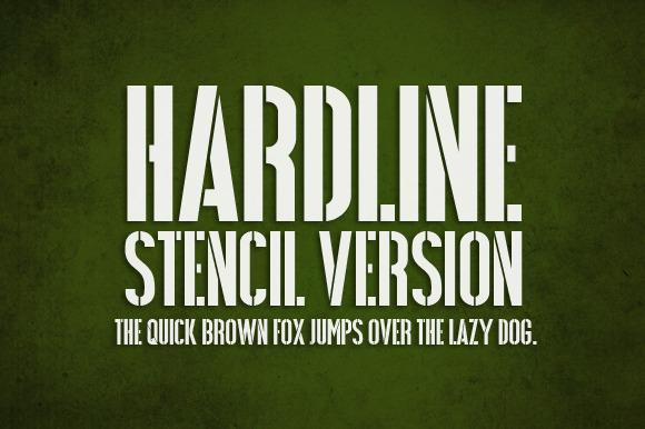 Hardline Stencil Version