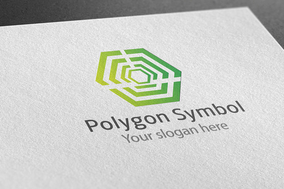 Polygon Symbol Logo