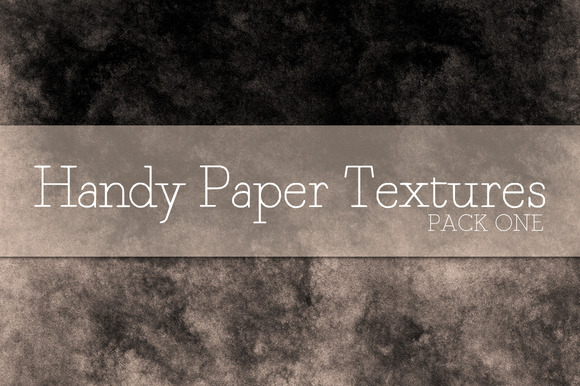 Handy Paper Textures Pack One