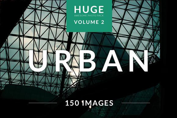 Huge Urban Photo Set 150 Images
