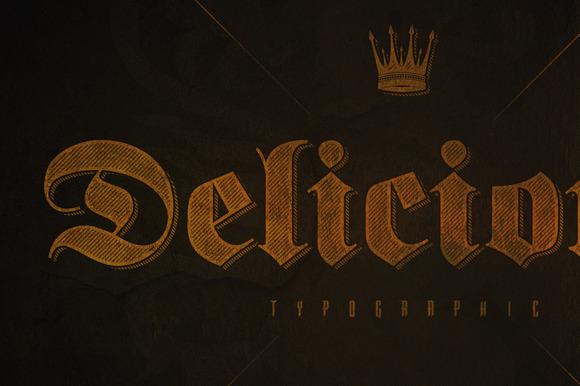 Retro Royal Style Psd