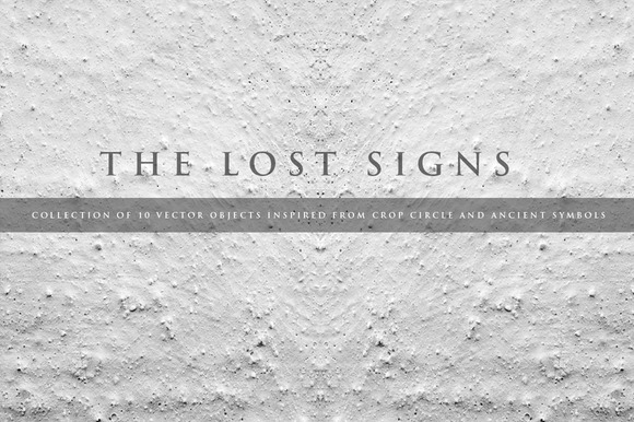 The Lost Signs