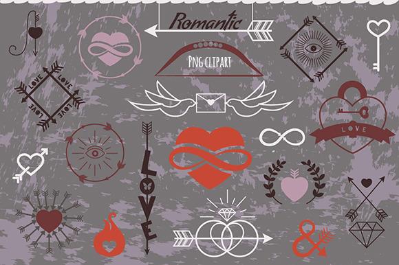 Romantic Png Clipart