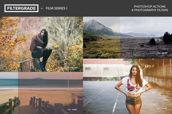 FilterGrade Film Series I