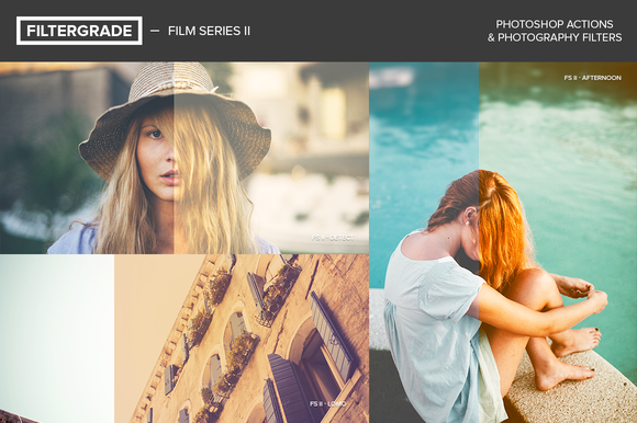 FilterGrade Film Series II