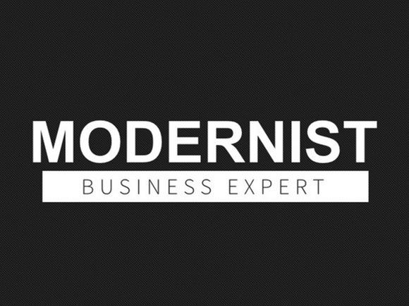 Modernist Keynote Template