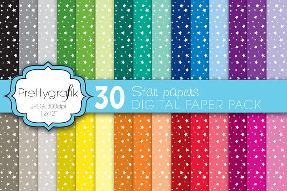 Star Digital Paper Commercial Use