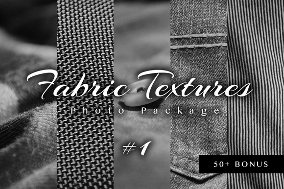Fabric Textures Photo Pack #1