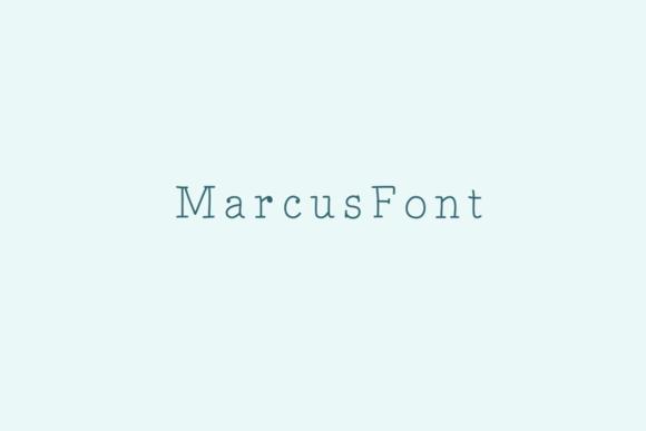 MarcusFont.ttf