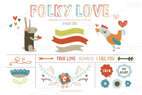 Folky Love
