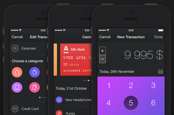 Finance App For IPhone UPDATE V2.0