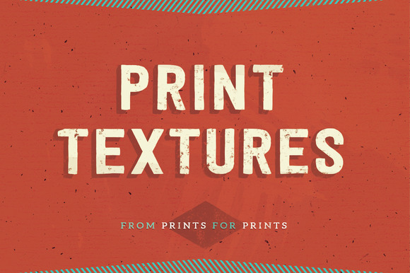 Print Textures From Print For Print