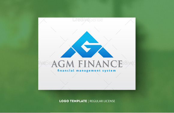 AGM Finance Logo