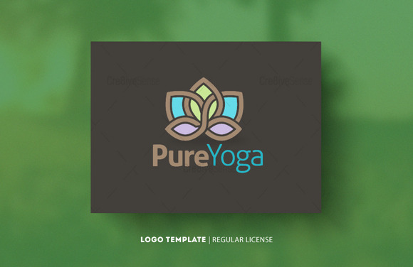 Pure Yoga Logo