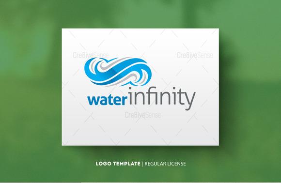 Water Infinity Logo