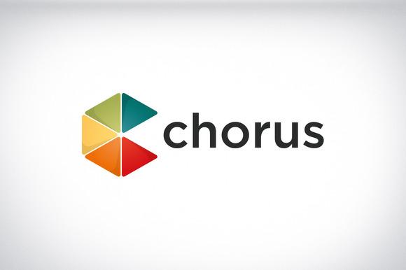 Chorus Modern Brand Identity Logo