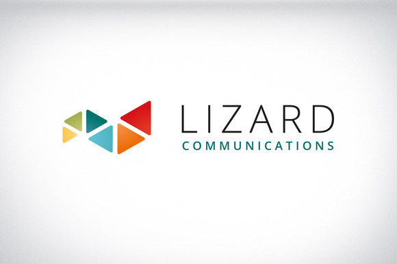 Lizard Modern And Minimalist Logo