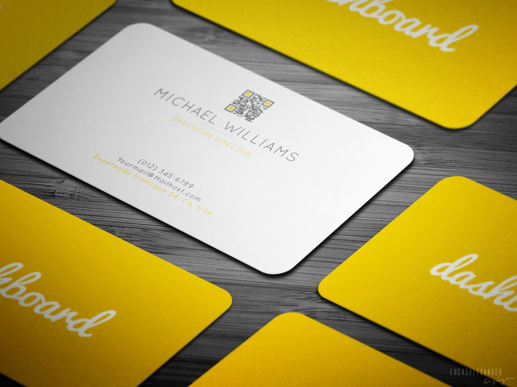 Summer Dreams Business Card