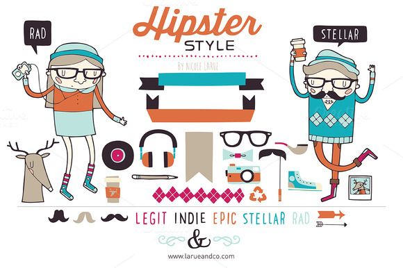 Hipster Style
