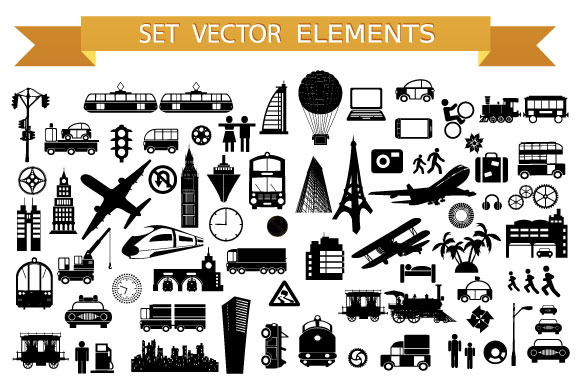 Set Vector Objects
