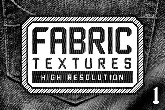 10 Fabric Textures 1