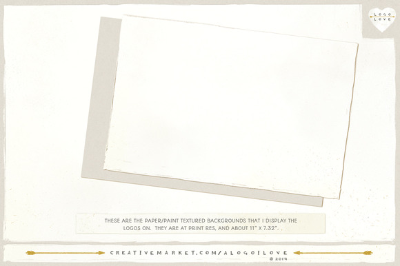 Logo Display Papers