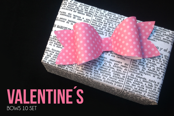 Valentine's Bows
